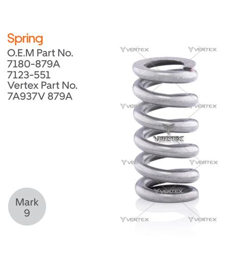 SPRING 7180-879A,7123-551
